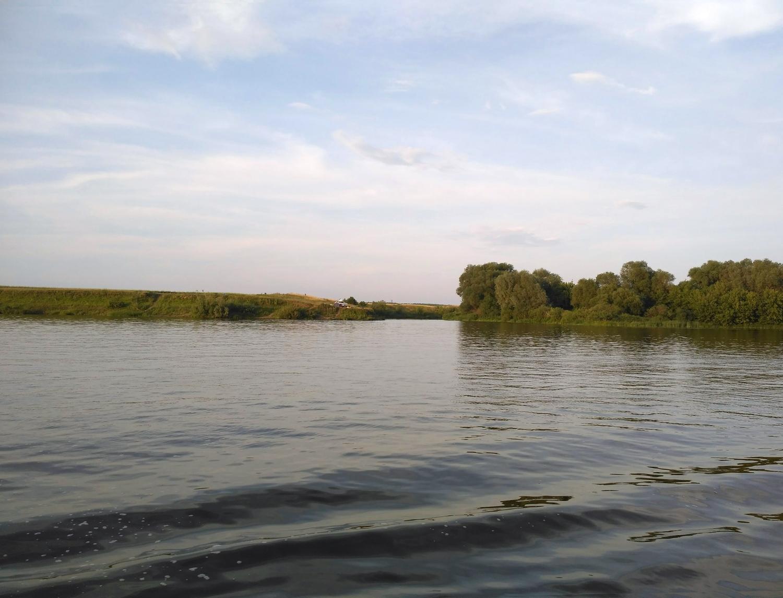 Устье Осетра