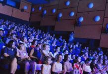 Ночь кино в Коломне