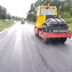 дорога на Кудрявцево
