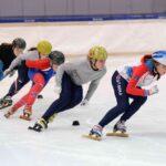 Конькобежный центр «Коломна» заливка льда
