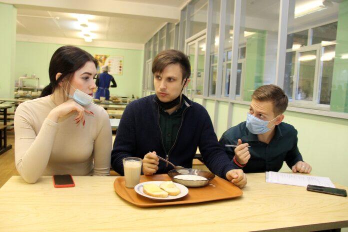 контроль школьного питания
