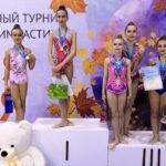 коломенские гимнастки