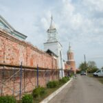 реставрация Бобренева монастыря