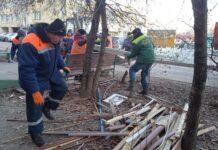 неправильная утилизация строительных отходов