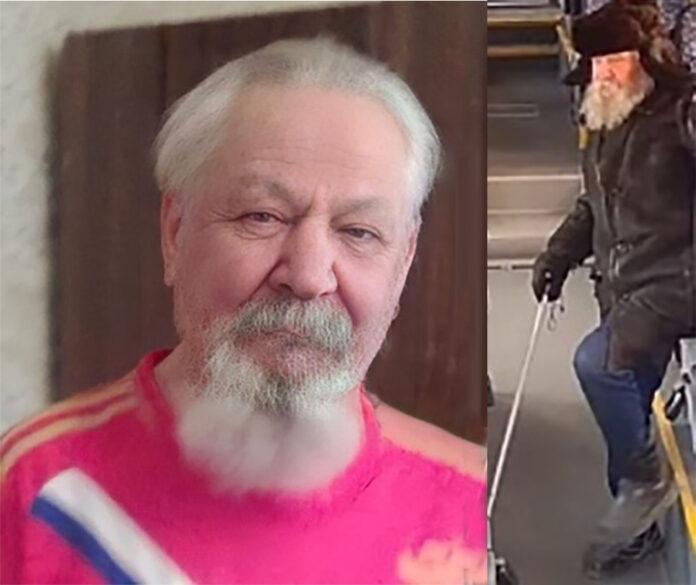 пропал Петр Морозов