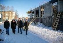 Денис Лебедев проверил строительство