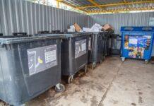 обустройства контейнерных площадок