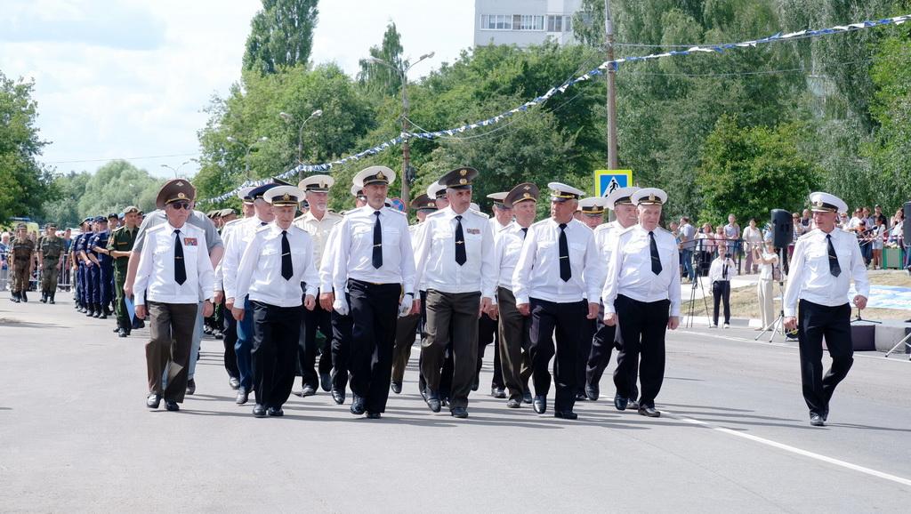 день ВМФ Коломна