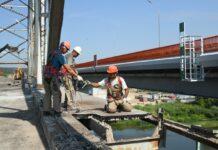 демонтаж старого Афанасьевского моста