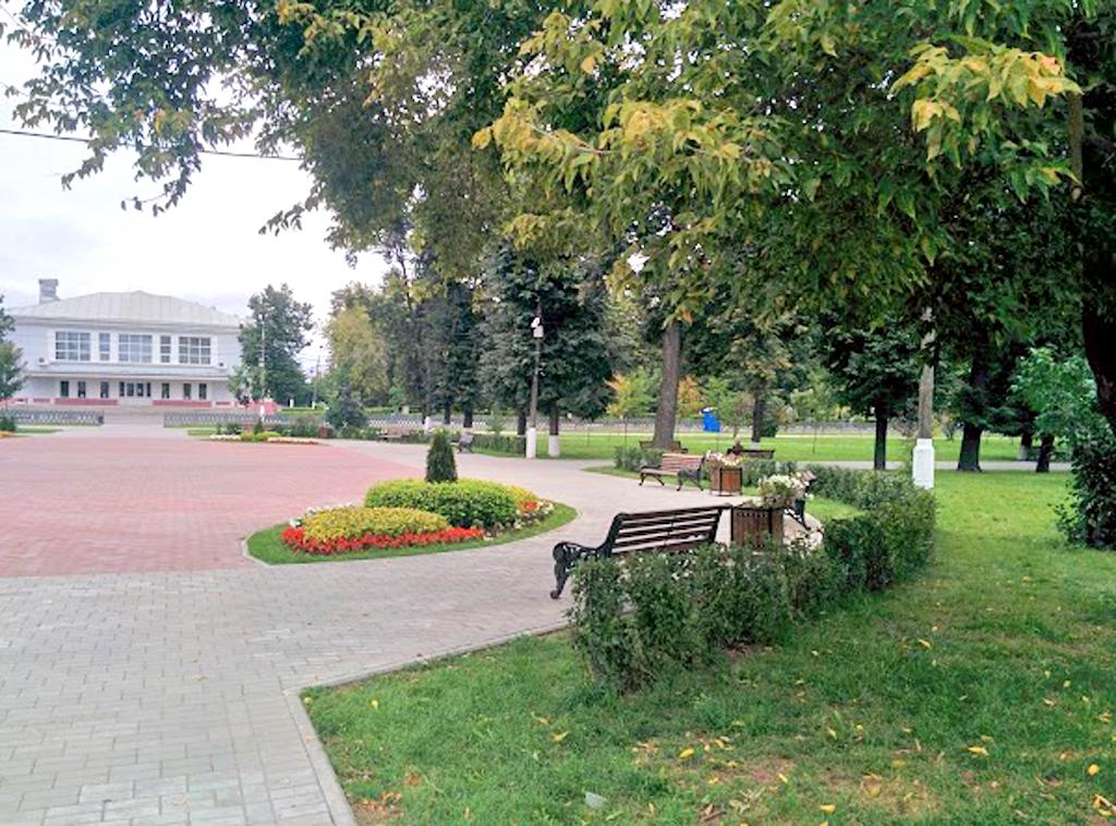 сквер Зайцева