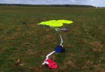 парашютист погиб
