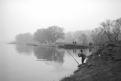 Рыбалка. Район поселка Пески